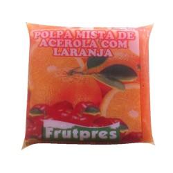 Polpa  Frutpres 100gr Acerola e  Laranja