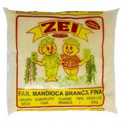 Farinha de Mandioca Zei Torrada 500gr Br