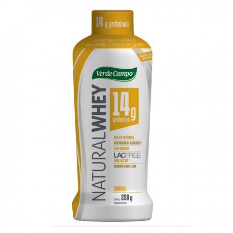 Iogurte Natural Whey Verde Campo 250gr B