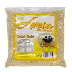 Aveia Crock Gold 250gr Flocos Finos