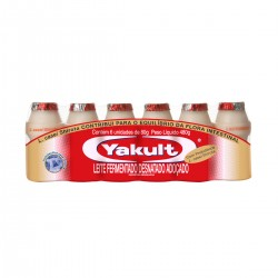 Leite Fermentado Yakult 480gr