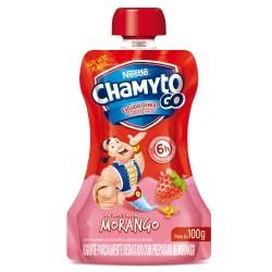 Iogurte Chamyto 100gr Morango