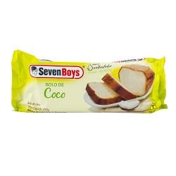 Bolo Seven Boys 250gr Coco