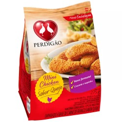 Empanado Perdigao Mini Chicken 275g Quei