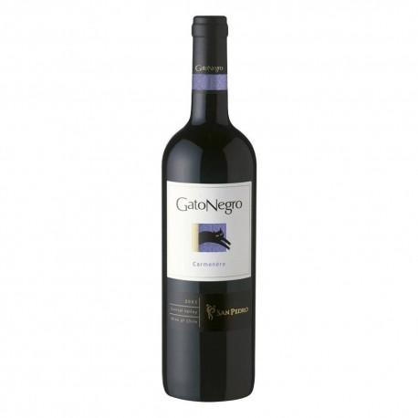 Vinho Gato Negro 750ml Carmenere