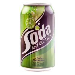 Refrigerante Soda Antarctica Lata 350ml