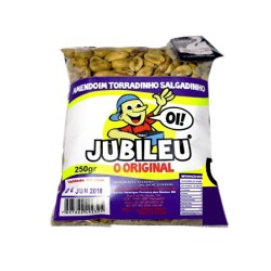 Amendoim Jubileu 40gr Salgadinho