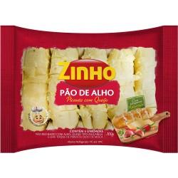 Pao de Alho Zinho Zinho Baguete 300gr Pi
