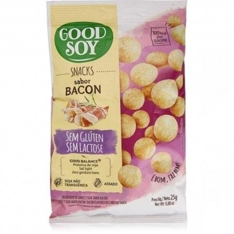 Snacks Goodsoy Soja 25gr Bacon