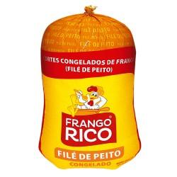 Filé de Frango Rico Kg Conge Frente