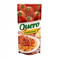 Extrato Tomate Quero Sache 340gr Tradici