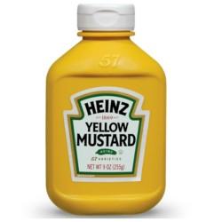 Mostarda Heinz 255gr