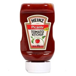 Ketchup Heinz 397gr Picante