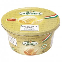 Manteiga Gran Mestri Lata 200gr sem Sal