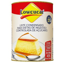 Leite Condensado Lowcucar Lata 335gr Zer