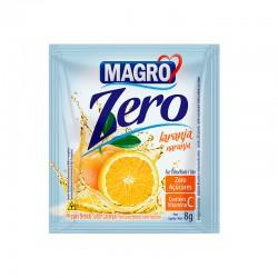 Refresco Magro Zero 8gr Laranja