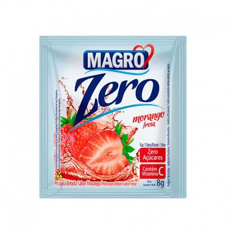 Refresco Magro Zero 8gr Morango
