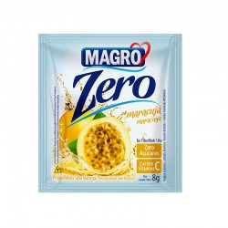 Refresco Magro Zero 8gr MaracujA