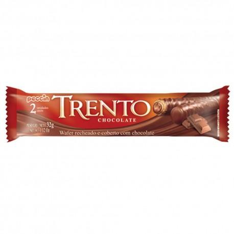 Chocolate Wafer Trento 32gr Chocolate