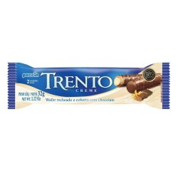 Chocolate Wafer Trento 32gr  Creme