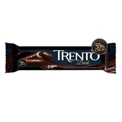 Chocolate Wafer Trento 32gr Dark