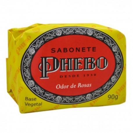 Sabonete Phebo 90gr Odor De Rosas