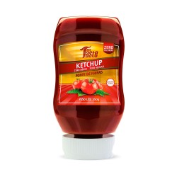 Ketchup Mr Taste 350gr Zero