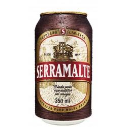 Cerveja Serramalte Lata 350ml