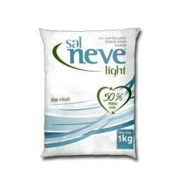 Sal Light Neve 1kg