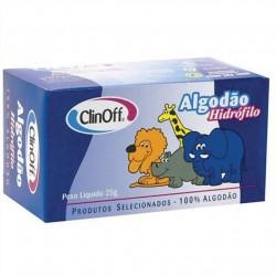 Algodao Hidrofilo Clinoff 25gr