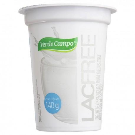 Iogurte Lacfree 140gr Natural
