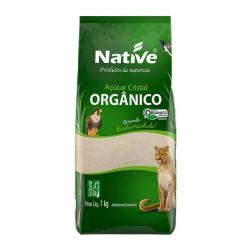 Acucar Organico Cristas Native 1kg