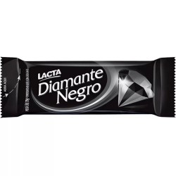Chocolate Lacta 20gr Diamante Negro