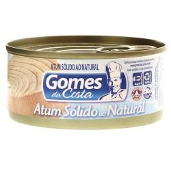 Atum Gomes da Costa Cl Sol Nat 170g Natu
