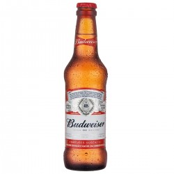 Cerveja Budweiser Long Neck 330ml Lager