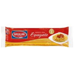 Macarrao Semola Basilar 500gr Espaguet