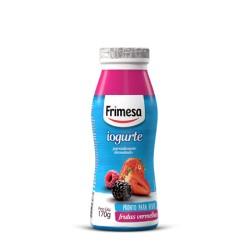 Iogurte Frimesa 170gr Frutas Vermelhas