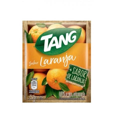 Refresco em Pó Tang 25gr Laranja