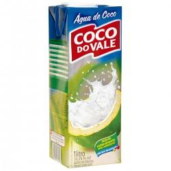 Agua de Coco Do Vale 1 lt