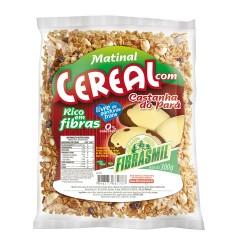Cereal Fibrasmil Matinal 300gr Castanha