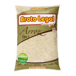 Arroz Broto Legal 5kg Tipo 1