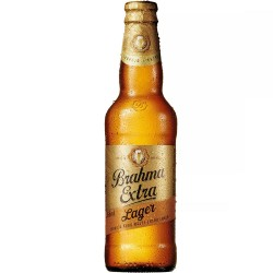 Cerveja Brahma Long Neck 355ml Extra Lag