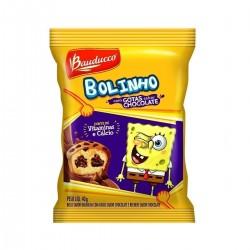 Bolinho Bauducco 40gr Gotas Chocolate