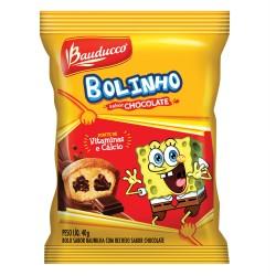 Bolinho Bauducco 40 Gr Baunilha com Choc