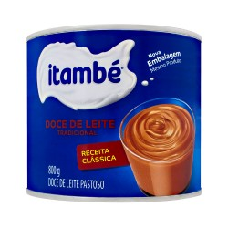 Doce Leite Itambe 800gr Tradicional