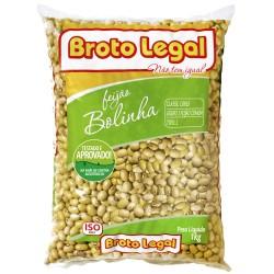 Feijao Broto Legal 1Kg Bolinha
