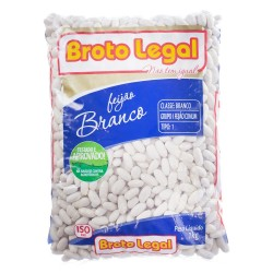 Feijao Broto Legal 1Kg Branco