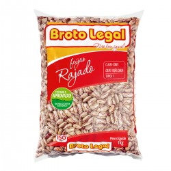 Feijao Broto Legal 1Kg Rajado