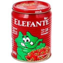 Extrato Tomate Elefante Lata 340gr