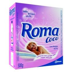 Lava Roupas Po Roma 500gr Coco